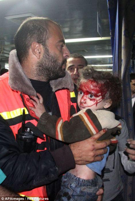 جدیدترین اخبار نوار غزه+عکسهای واقعی!