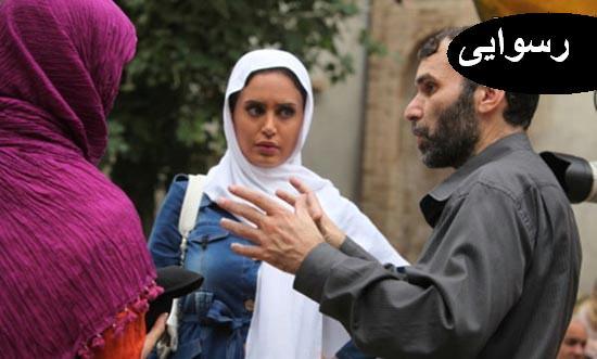 سی دی فیلم رسوایی افسانه و حاج یوسف که لو رفت!