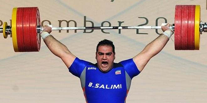 بهداد سلیمی، قوی ترین مرد جهان و دارنده مدال طلای المپیک لندن، از ساعت 2:30 بامداد چهارشنبه برای دفاع از عنوان قهرمانی خود در وزن به اضافه 105 کیلوگرم به روی تخته خواهد رفت.