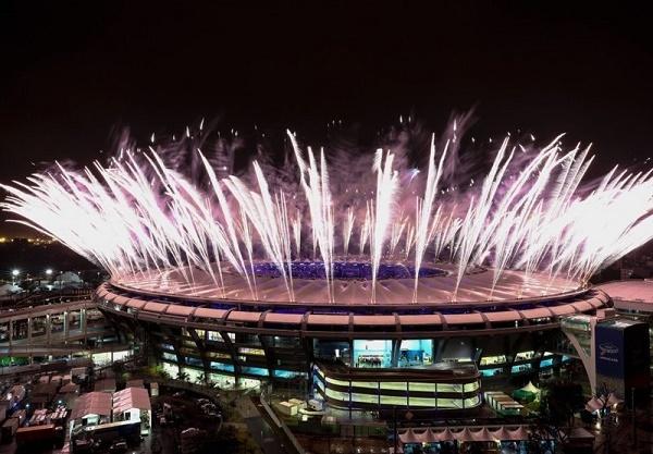 دانلود فیلم و تصاویر مراسم اختتامیه المپیک 2016 ریو