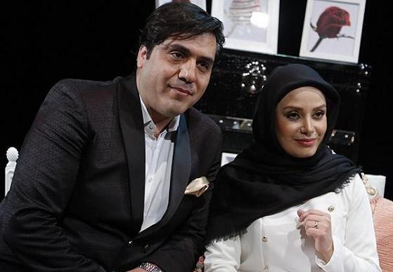 ازدواج مانی راهنما با مجری معروف تلویزیون + عکس
