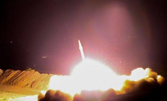 واکنش رسانه های خارجی به حمله موشکی ایران 96